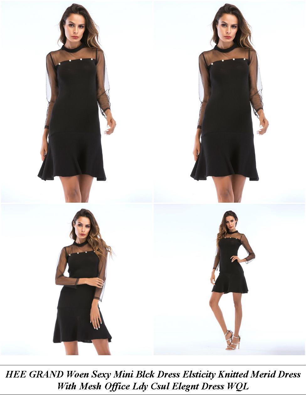 Semi Formal Dresses For Women - Summer Clearance Sale - Denim Dress - Cheap Ladies Clothes