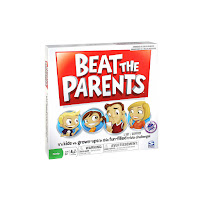 Beat the Parents Game board for family game night