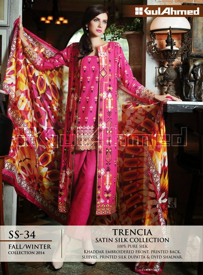 New Shalwar Kameez,Satin Silk, Khaddar, Formal Suits