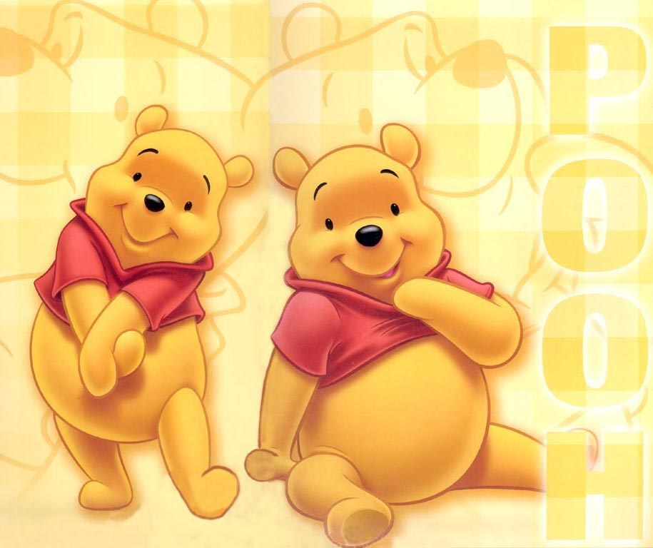 Wallpaper Winnie The Pooh: Winnie The Pooh Cartoon Picture And Wallpaper