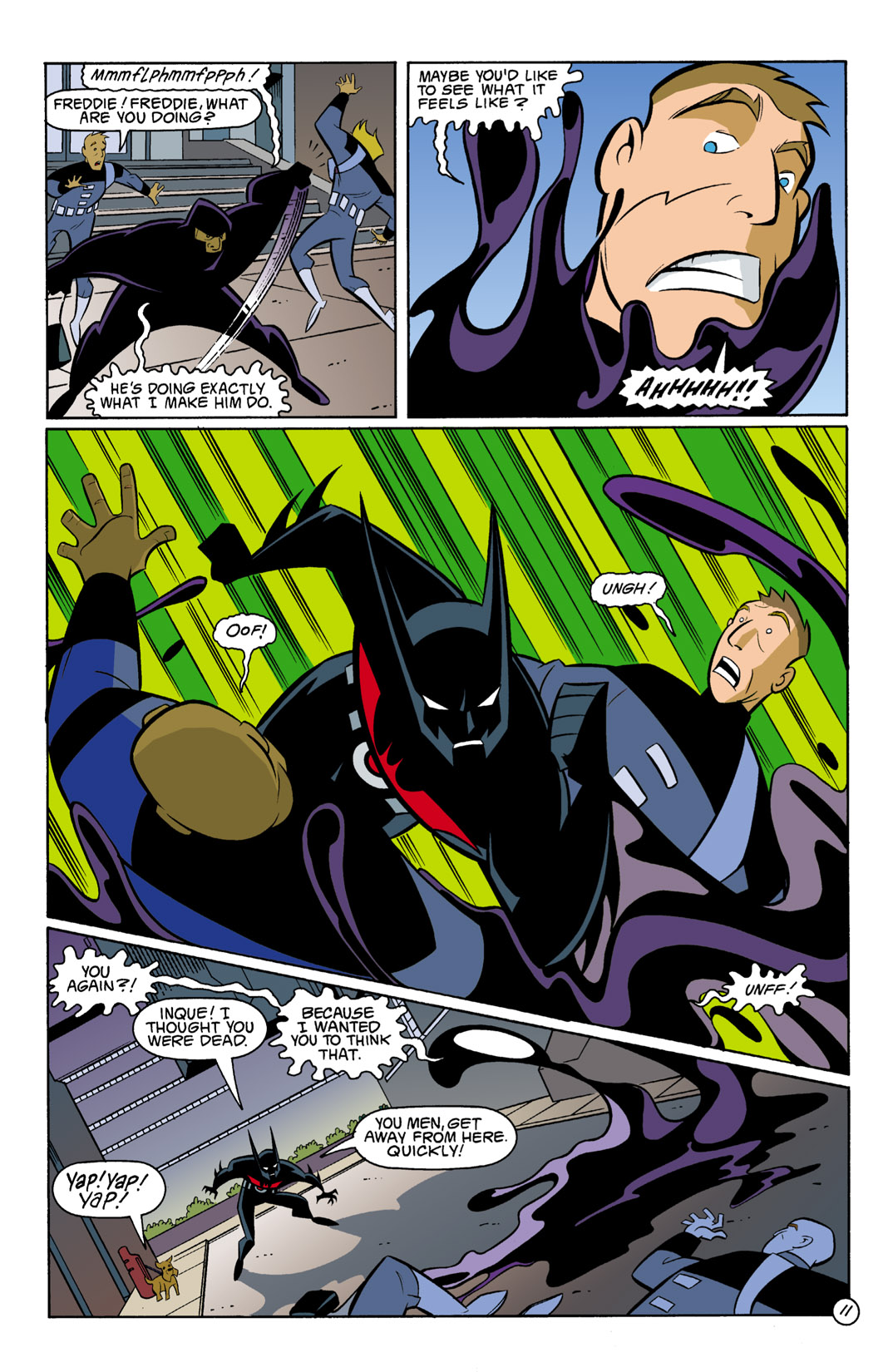 Batman Beyond [II] Issue #2 #2 - English 12