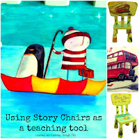 Literacy Ideas for the Classroom. Story Chair.