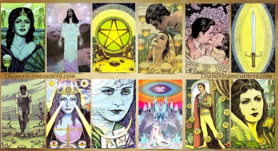 Descubre la carta del tarot de tu signo zodiacal para diciembre