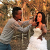 Kelly Khumalo looks stunning in this wedding gown