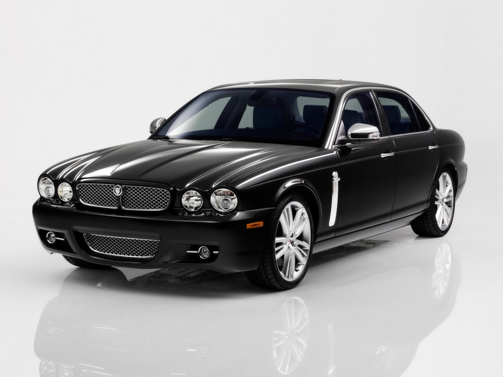 All Sports Cars: Jaguar XJ