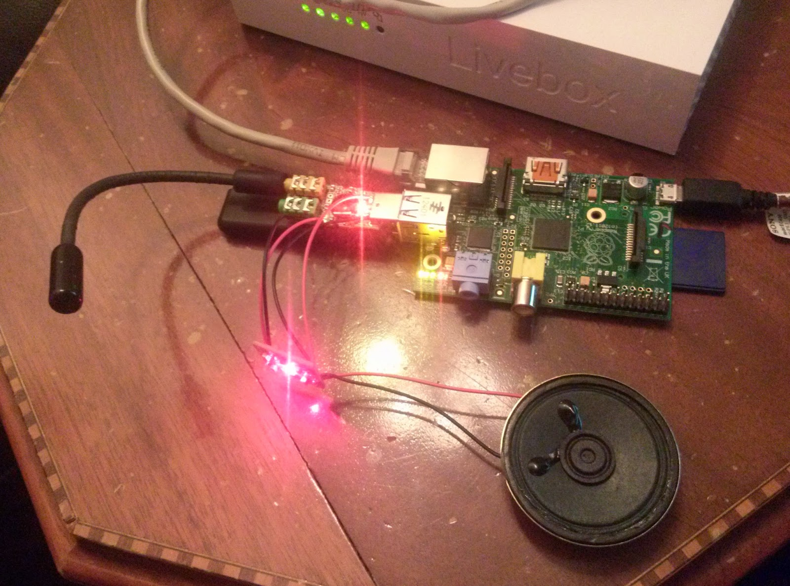 I Void Warranties Enabling Usb Audio Card In Raspberry Pi