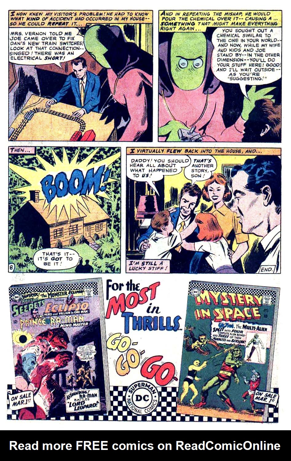 Strange Adventures (1950) issue 187 - Page 22