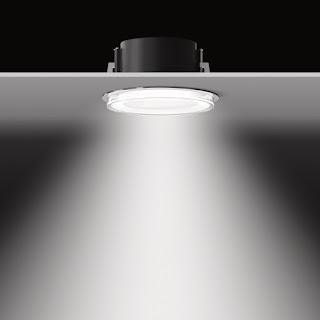 Downlightd LED BEGA 55 944