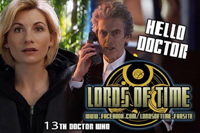 13th Doctor HELLO