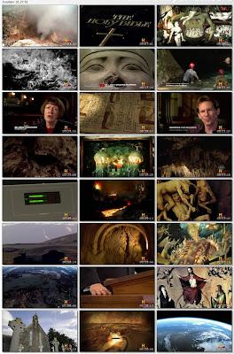 viaje a las puertas de infierno - history channel - capturas