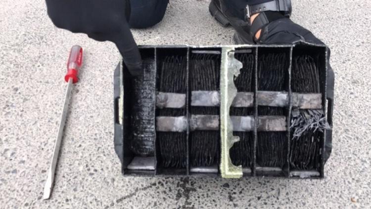 Vídeo: Policía Federal asegura 15 kilos de cristal y 5 kilos de heroína en NUEVO LEÓN