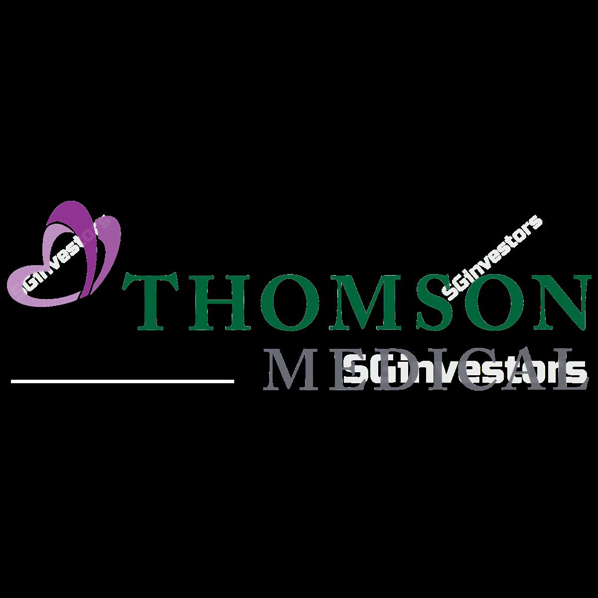 THOMSON MEDICAL GROUP LIMITED (SGX:A50) @ SGinvestors.io