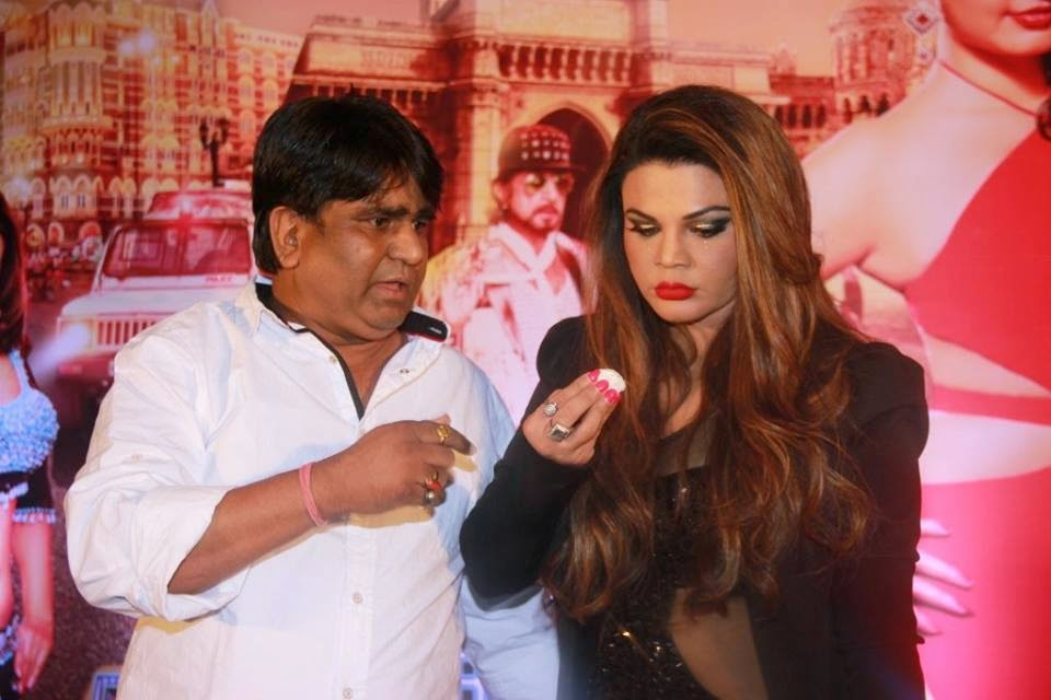 Rakhi Sawant's friend slaps the director at Mumbai Can Dance Saala Audio Launch