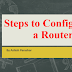 Outline of router configuration