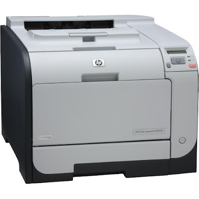 HP LaserJet CP2025n Driver Download