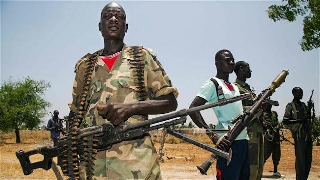 South Sudan rebels retake strategic town along Ethiopia border