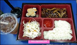 Beef Teriyaki Box ichiro