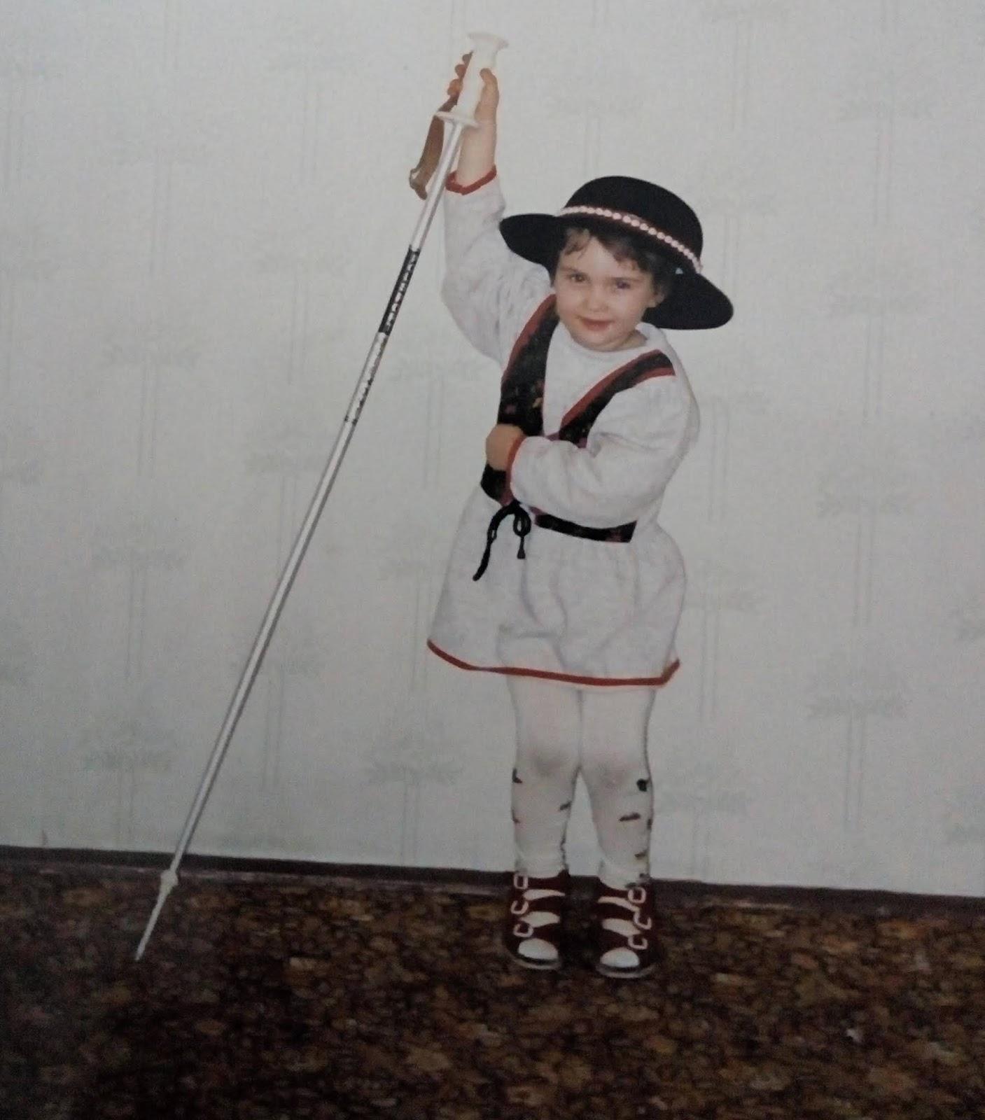 Moje wspomnienia z dzieciństwa - czyli, beztroska, zabawa i cztery zielone kąty.