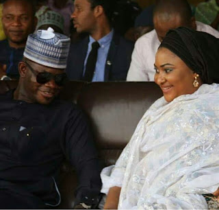 Governor Yahaya Bello And Wife Welcome Baby Boy