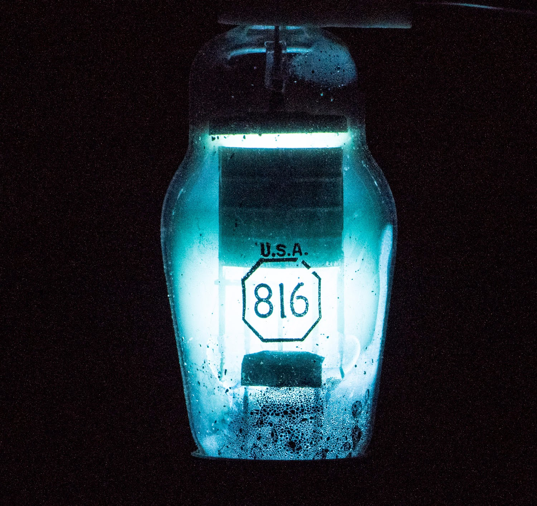 VinylSavor: Tube of the Month : The 816