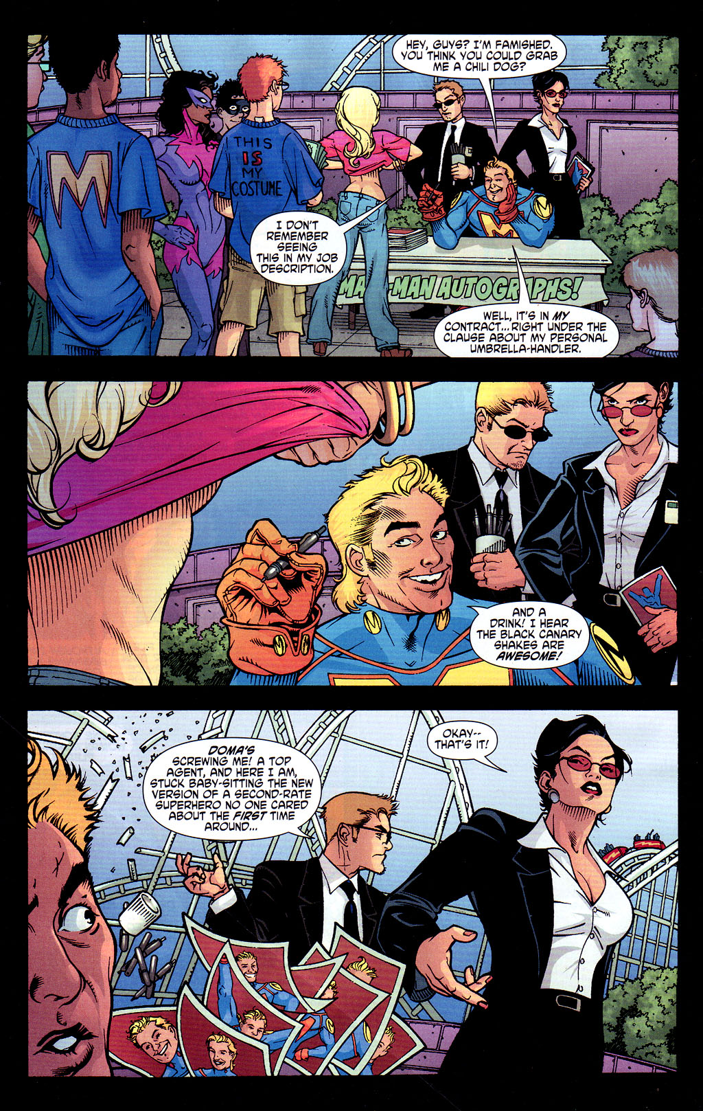 Read online Wonder Woman (2006) comic -  Issue #6 - 5