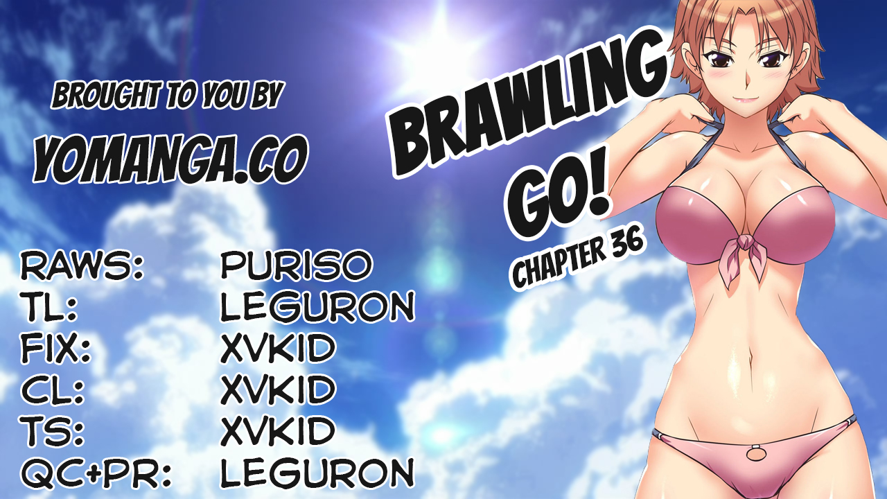 Brawling Go - Chapter 37
