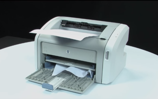Solving canon lbp 2900 paper jams and toner does not stick to the