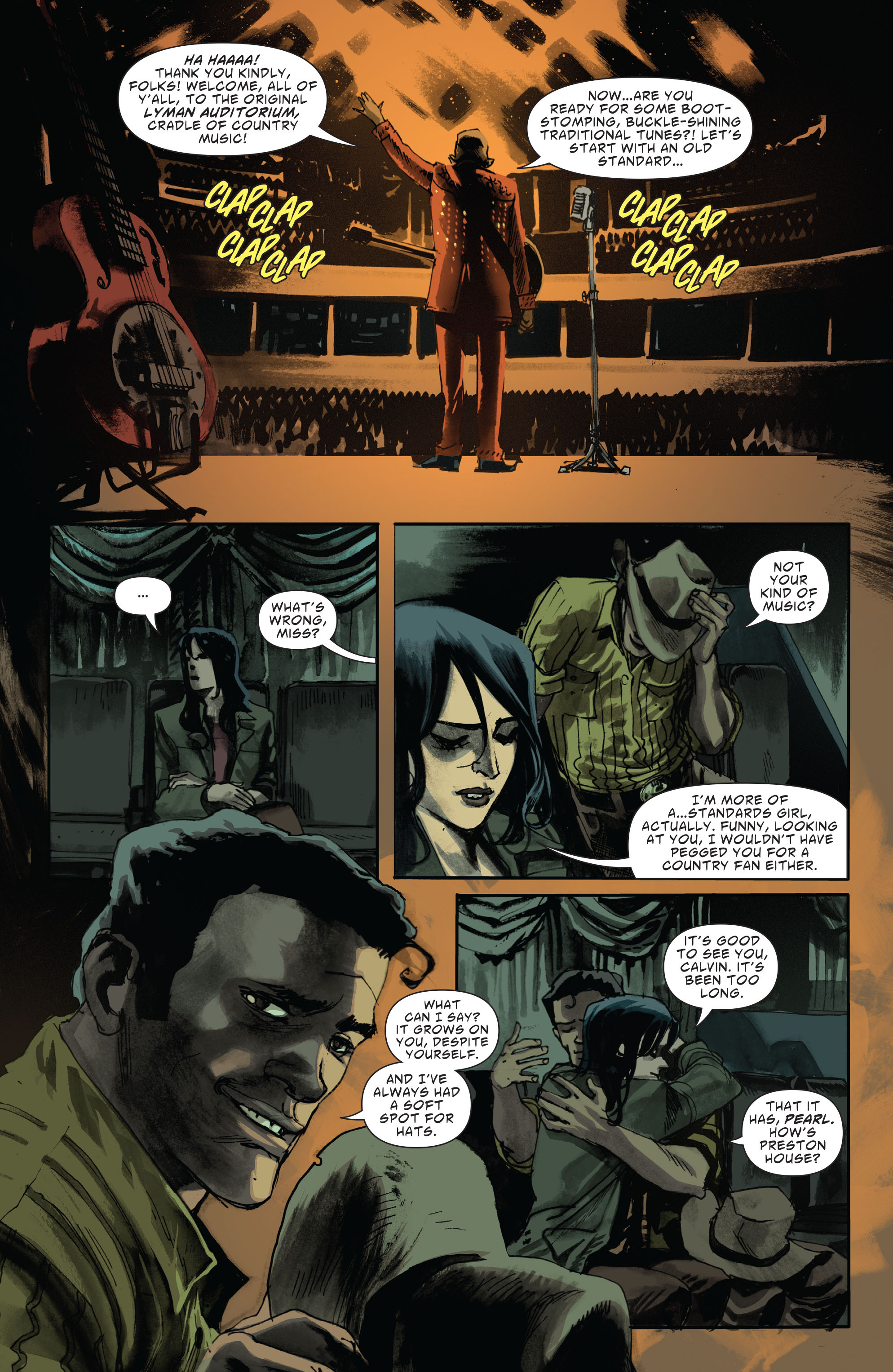 Read online American Vampire: Second Cycle comic -  Issue #2 - 3