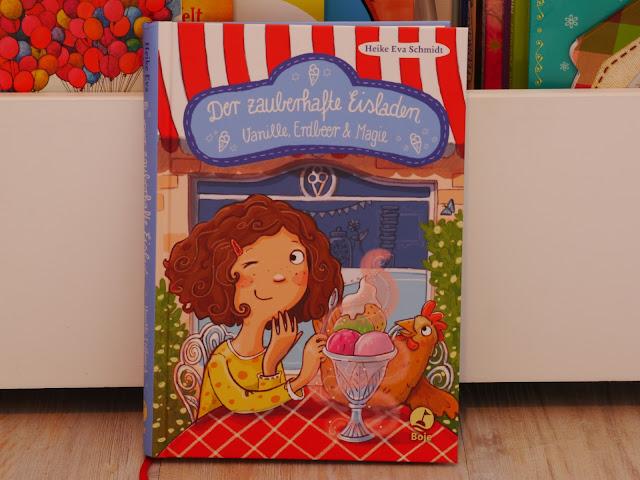 Magie, Eis, Kinderbuch,