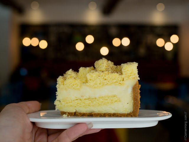 King Cat of the Mountain (Mao Shan Wang Durian Cheesecake) RM 139