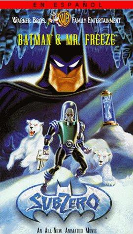 Batman and Mr.Freeze: SubZero