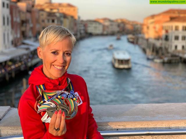 Marisa Pérez Belloch, atleta invitada al XLIII Cross de Navidad de Santa Cruz de La Palma