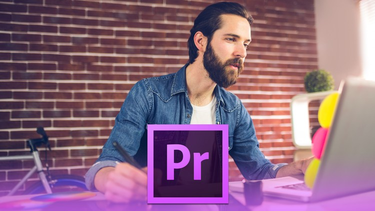 50% off The Complete Adobe Premiere Pro CS6 Course For Beginners