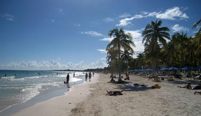 Playa Paraíso, Tulum