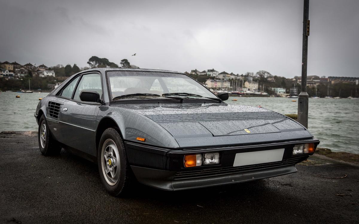 Ferrari Mondial QV 3.0 1985 - Ấn tượng với phong cách cổ điển