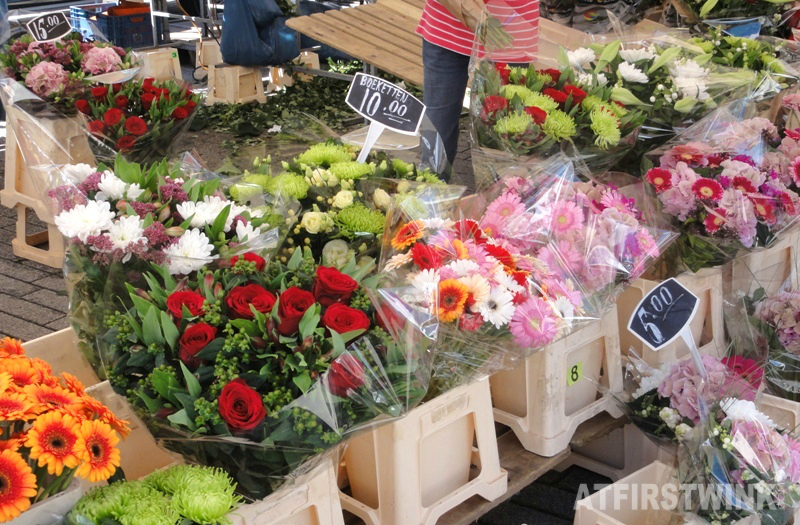 flower market Rotterdam Netherlands bouquet