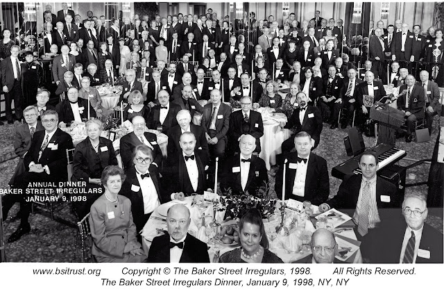 The 1998 BSI Dinner group photo