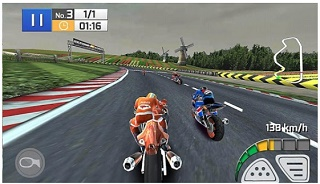 game balap sepeda motor offline Android
