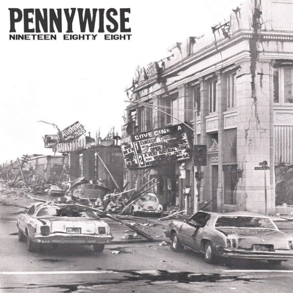 """Pennywise stream """"Nineteen Eighty Eight"""" compilation"""