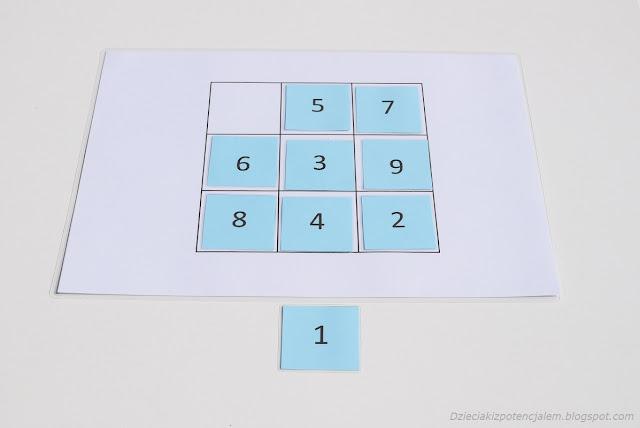 gra matematyczna