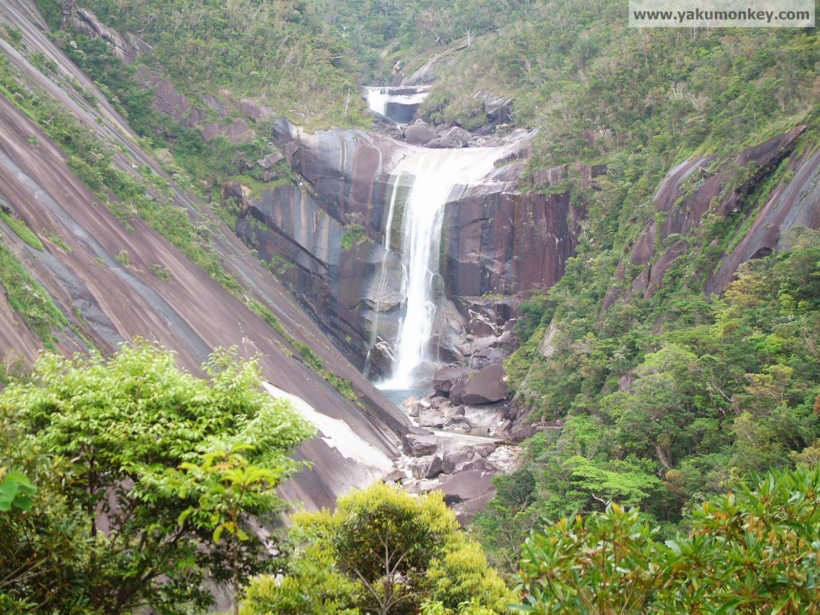 Senpiro-no-taki Waterfall, Yakushima