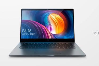 Mi Notebook Pro, Laptop Buatan Xiaomi
