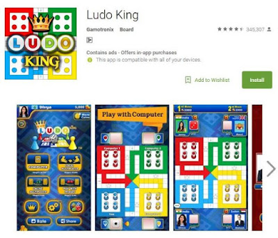 Game Android Ludo King