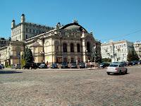 киев театр оперы