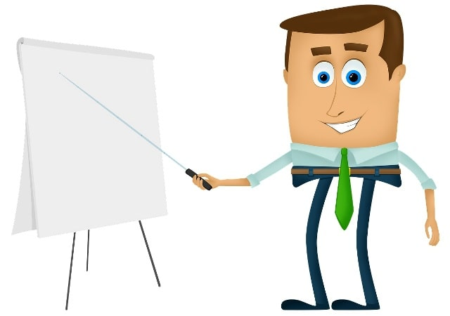 tips deliver strong business presentation powerpoint sales pitch meeting whiteboard