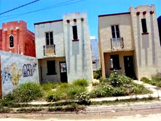 Rescatarán viviendas abandonadas en Tamaulipas