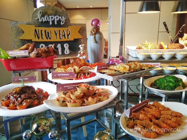 New Year Eve Dinner di Hotel Grand Bluewave Shah Alam