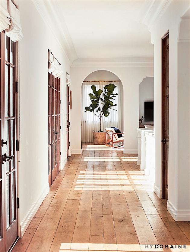 Lauren Conrad L.A. Home | via Domaine Home