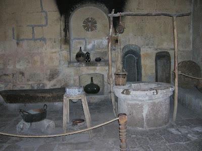 Cocina Monasterio Santa Catalina, Arequipa, Perú, La vuelta al mundo de Asun y Ricardo, round the world, mundoporlibre.com