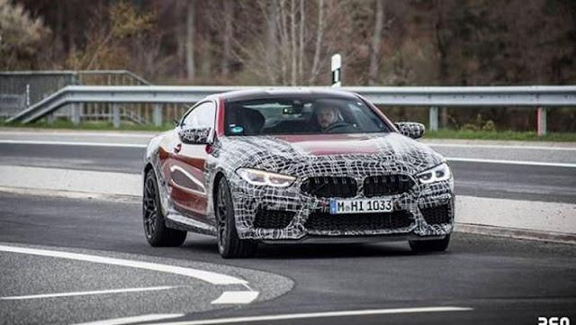 Mobil Sport Termahal BMW